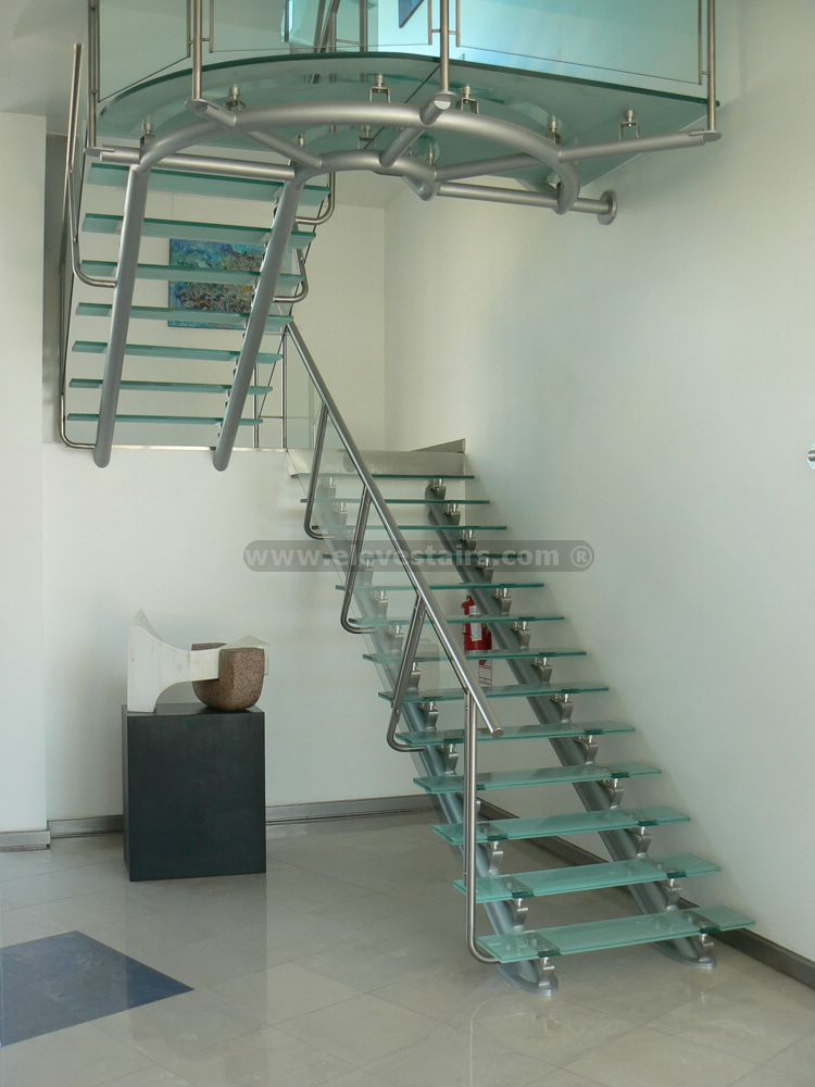 Attractive Our Products. Home . Products . Glass Staircase
