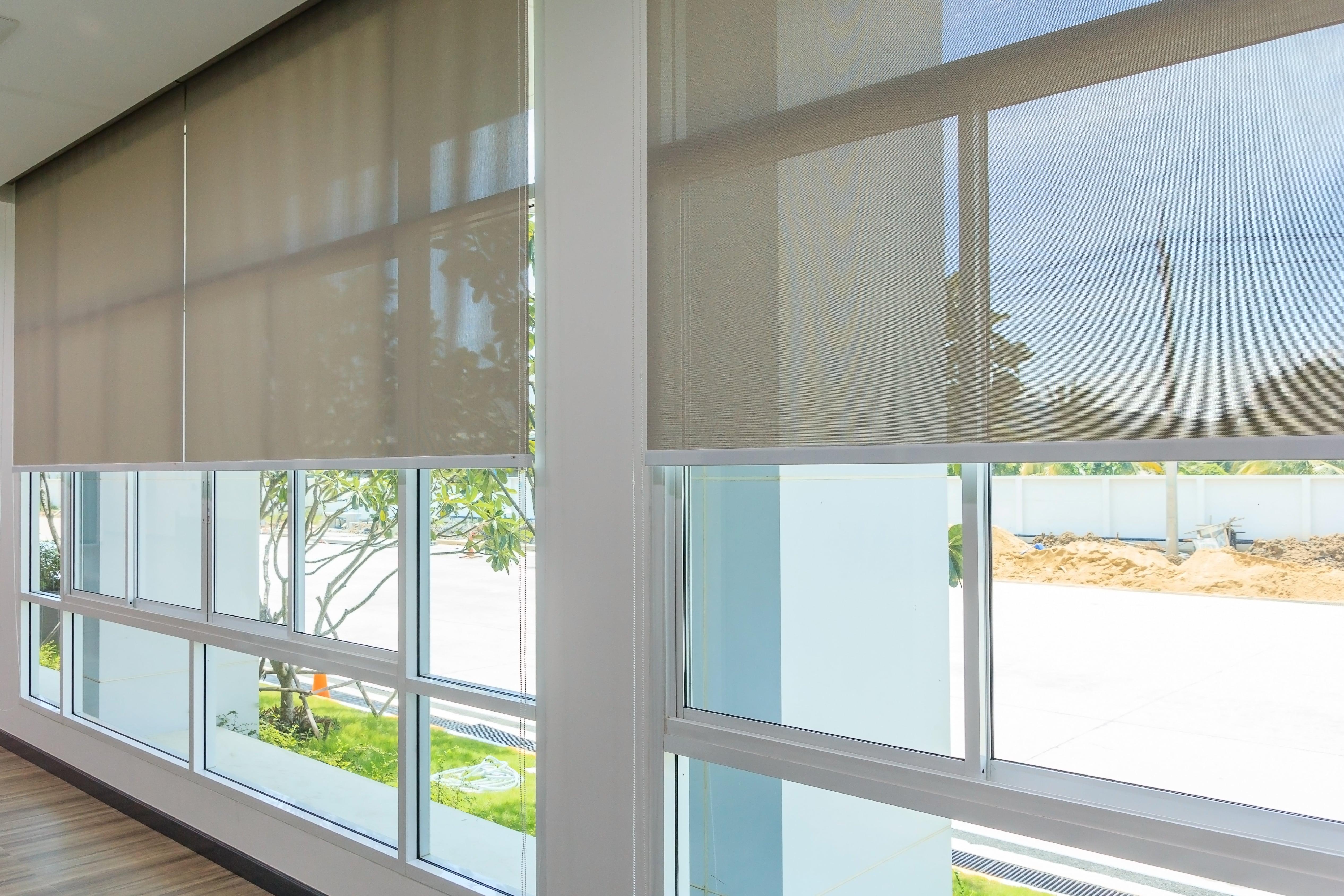 aluminium windows in Lebanon